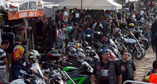 Bikerfest volta à Praia do Forte