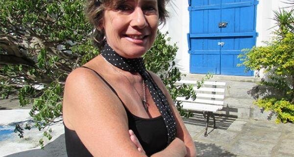 Estrela de jornalista: Elena Corrêa fala de sua carreira e das celebridades