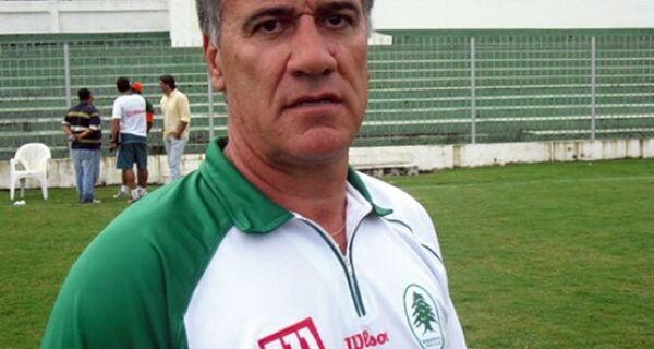 Alfredo Sampaio é o novo técnico da Cabofriense