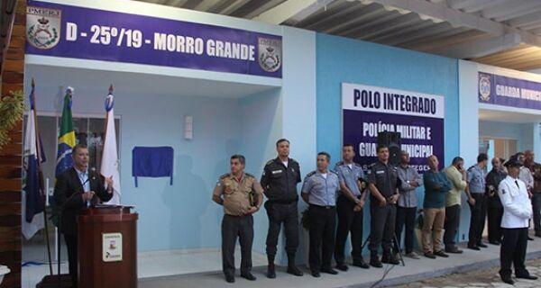 Polo integrado de segurança entra em funcionamento em Araruama