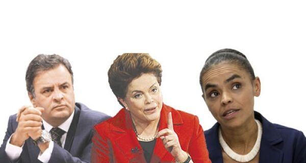 Marina Silva já aparece com 21% em pesquisa