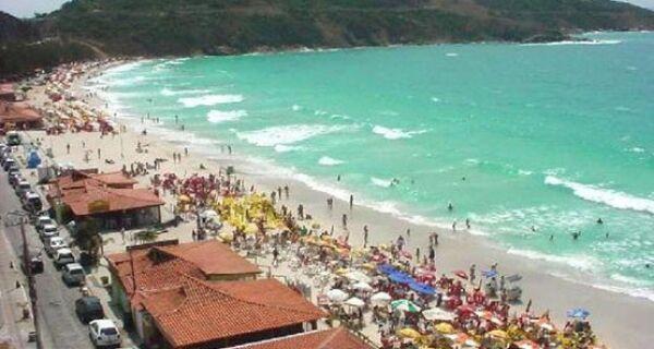 Turismo do mês de agosto surpreende em Arraial do Cabo
