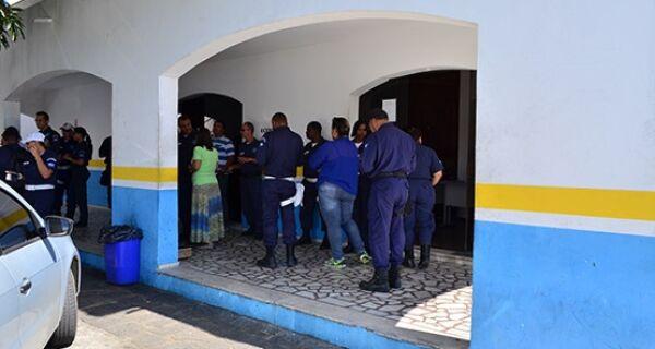 Guarda Municipal de Cabo Frio é impedida de trabalhar