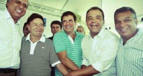 Alair define apoio a Pezão e subirá no mesmo palanque de Marquinho e Janio