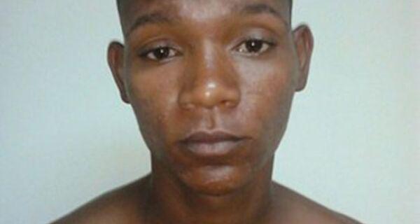Homem foragido do sistema penitenciário desde junho de 2013 é preso no centro de São Pedro