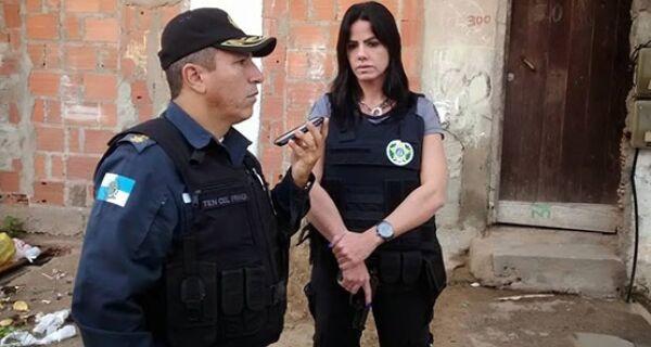 Polícias Civil e Militar deflagram Operação Integração 5 e prendem um acusado de tentativa de homício