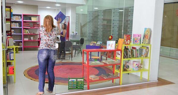 Biblioteca de Cabo Frio volta a funcionar em espaço provisório