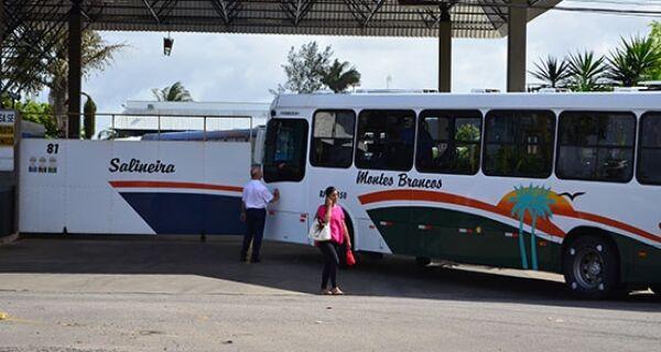Alguns bairros do Segundo Distrito de Arraial continuam sem ônibus