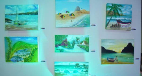 Iguaba Grande recebe exposição Olhar Multicor