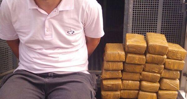Polícias Federal e Militar prendem integrante de quadrilha de Cadu Playboy