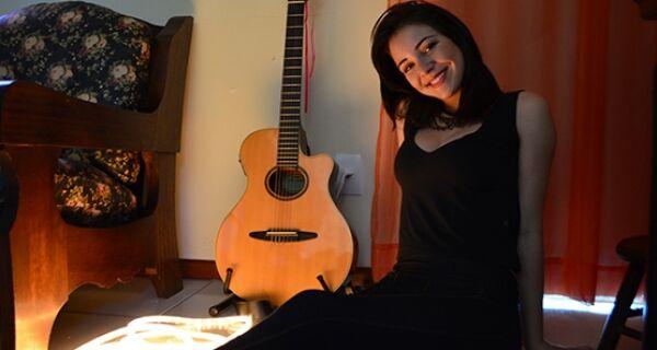 Os encantos de Luiza Pacheco