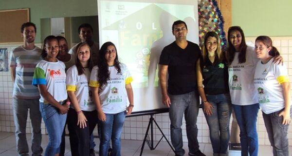 Projeto 'Bolsa Família Na Sua Escola' chega ao bairro Cruz, em São Pedro