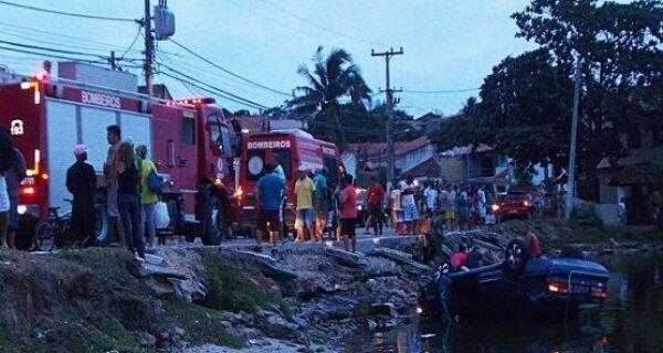 Acidente grave deixa dois feridos em São Pedro da Aldeia