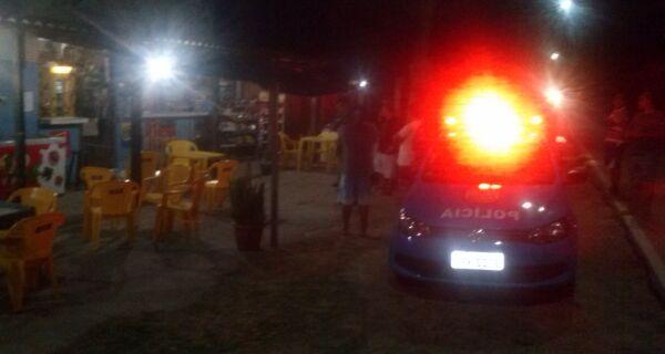 Dono de bar é morto a tiros em Novo Arraial, Arraial do Cabo