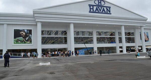 Homem furta loja Havan e é preso com mercadorias avaliadas em R$ 1,2 mil