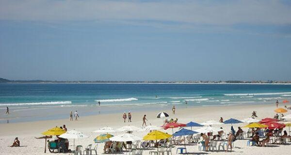 Noite de Réveillon poderá ser com chuva em Cabo Frio, prevê Climatempo