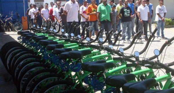 Noventa agentes municipais reforçarão o trânsito de Cabo Frio