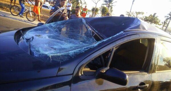 Ciclista morre atropelada em Cabo Frio esta manhã