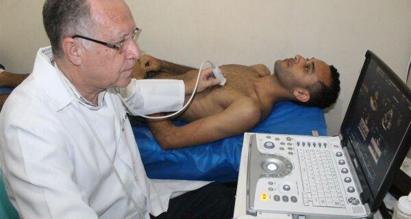 Araruama realiza mais de 700 exames cardiológicos no 'Mutirão de Saúde'