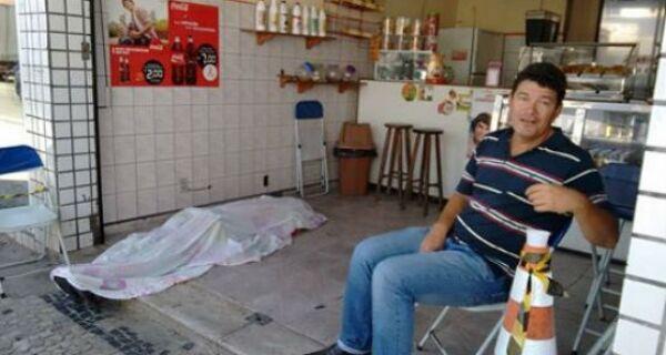 Demora no socorro leva a morte de ambulante em bar de Cabo Frio