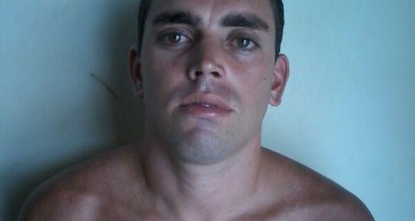 Argentino preso em Arraial do Cabo