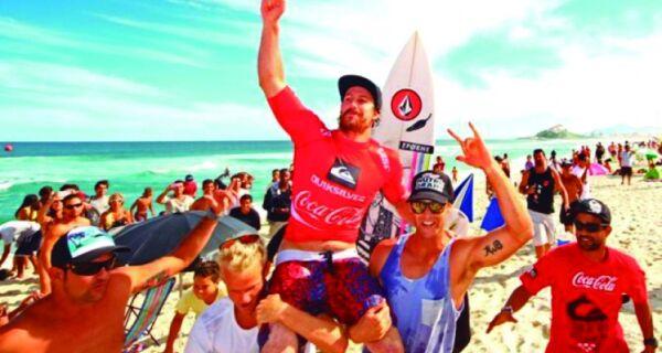 Itaúna recebe mundial de surfe