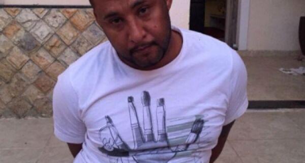 Apontado como chefe do tráfico da Rainha da Sucata e Boca do Mato é preso em Unamar