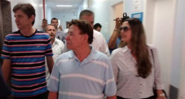 Prefeito vistoria Hospital do Jardim em Cabo Frio e anuncia R$ 5 milhões em investimentos