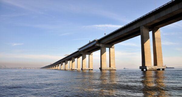 Novo contrato de concessão da Ponte Rio-Niterói é assinado