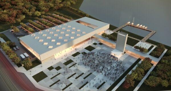 Obras do Centro de Convenções de Cabo Frio começam até o fim do ano