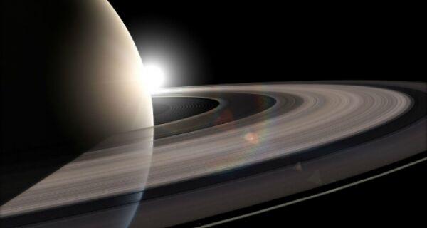 Anéis de Saturno ficarão visíveis na noite de hoje