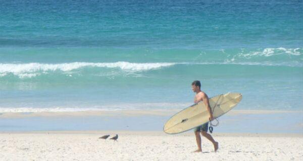 A previsão é de semana com muito sol em Cabo Frio