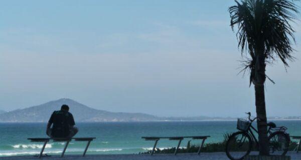Previsão é de um feriado sem chuva em Cabo Frio