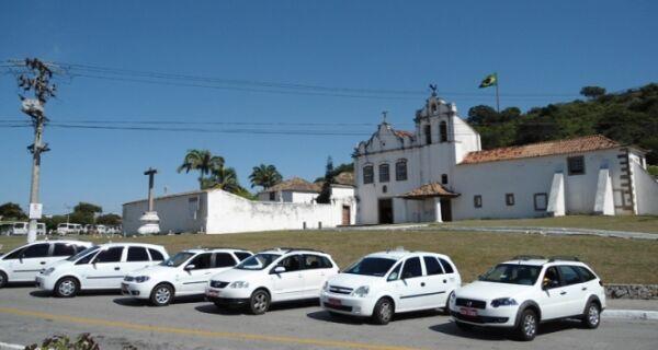 Taxistas são assaltados em Cabo Frio