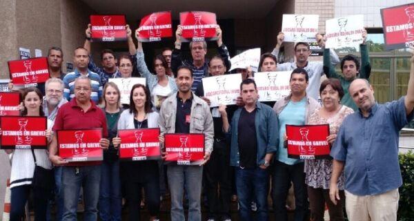 Greve dos Servidores da Justiça do Trabalho completa 15 dias