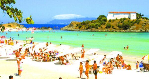 Final de junho é sem chuva em Cabo Frio