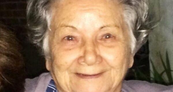 Morre Arilda Ferreira dos Santos, viúva do ex-prefeito Timinho