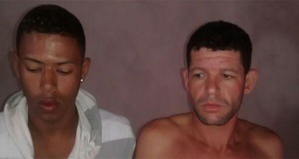 Acusados de tráfico de drogas são presos na Vila do Ar