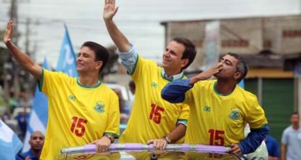 Romário pensa em candidatura à Prefeitura do Rio de Janeiro