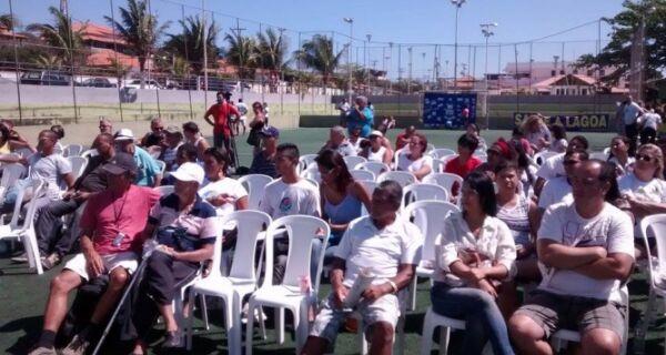 Reunião pública em Arraial discute poluição da Lagoa de Araruama