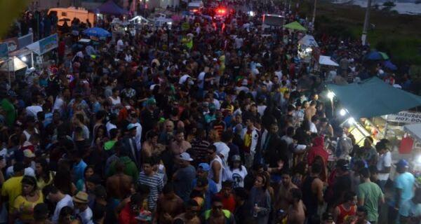 11ª Parada do Orgulho LGBT reuniu 40 mil