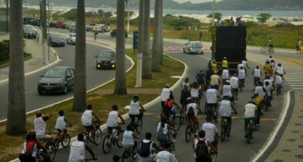 Passeio Ciclístico da Independência é a pedida do Esporte