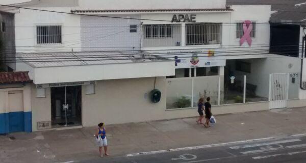 """""""Repasse da Apae não tem falcatrua"""""""