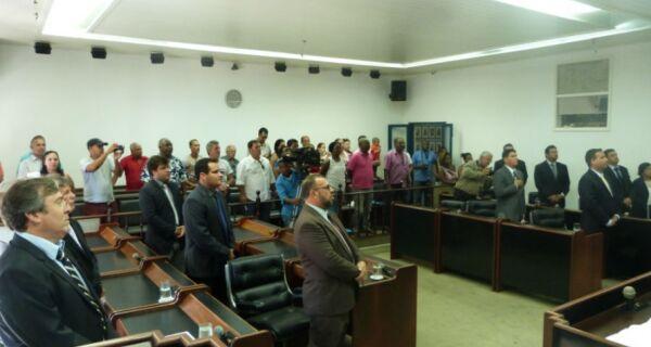 Câmara recebe pedido de cassação de Alair Corrêa