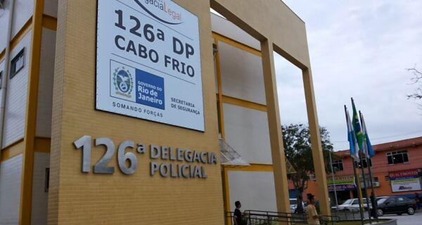 Polícia prende ladrões que roubaram mulher em Cabo Frio