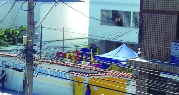 Sem dinheiro, escolas viram casa de veraneio