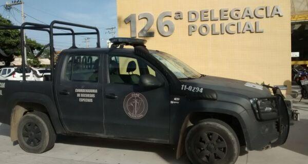 Polícia Federal cumpre mandado de prisão contra diretor de serviços da Comsercaf