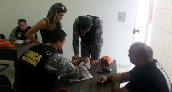 Força Nacional aprova rota da Tocha Olímpica em Cabo Frio