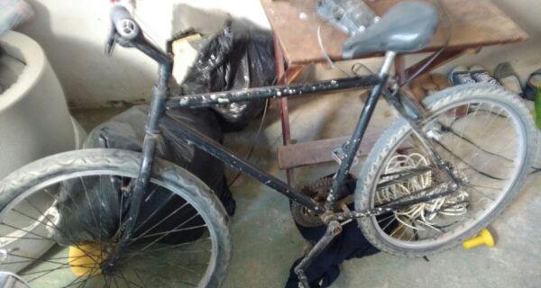 Polícia recupera objetos furtados em Arraial