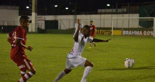 Cabofriense tenta largar com vitória na abertura da Taça Rio